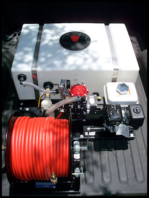 Stinger Sprayer Systems - Products - Canyon Lake, TX